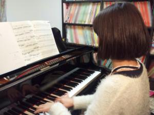 北海道札幌市月寒東のしまづピアノソルフェージュ教室大人のピアノレッスン月謝